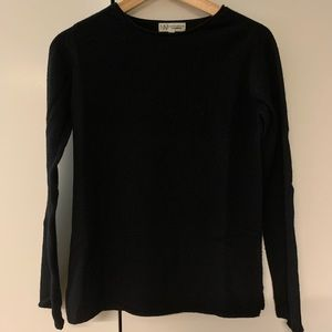 100% Cashmere Neiman Marcus Basic Knit